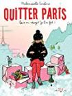 Quitter Paris, Mademoiselle Caroline (Delcourt 2017)