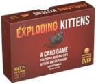 Exploding Kitten, Elan Lee, Shane Small et Matthew Inman (Exploding Kittens, 2015)