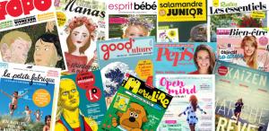De nouvelles revues dans nos médiathèques