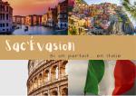 Si on partait... en Italie !