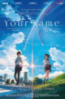 Your name, Makoto Shinkai (Comix Wave Films 2016)